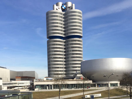BMW World/Olympic Park