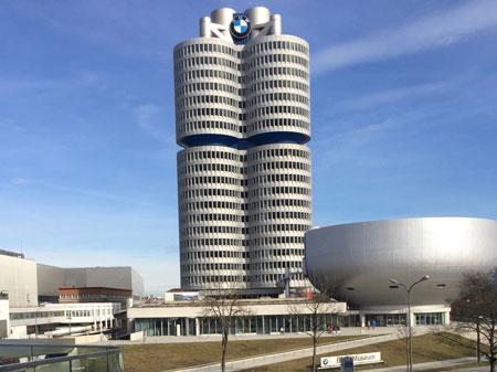 BMW World/Olympic Park