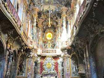 Asam Kirche