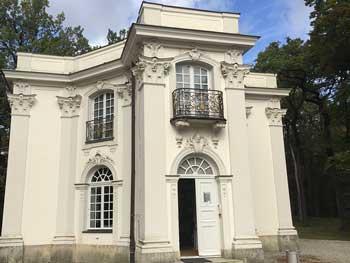 Pavilion at Nymphenburg